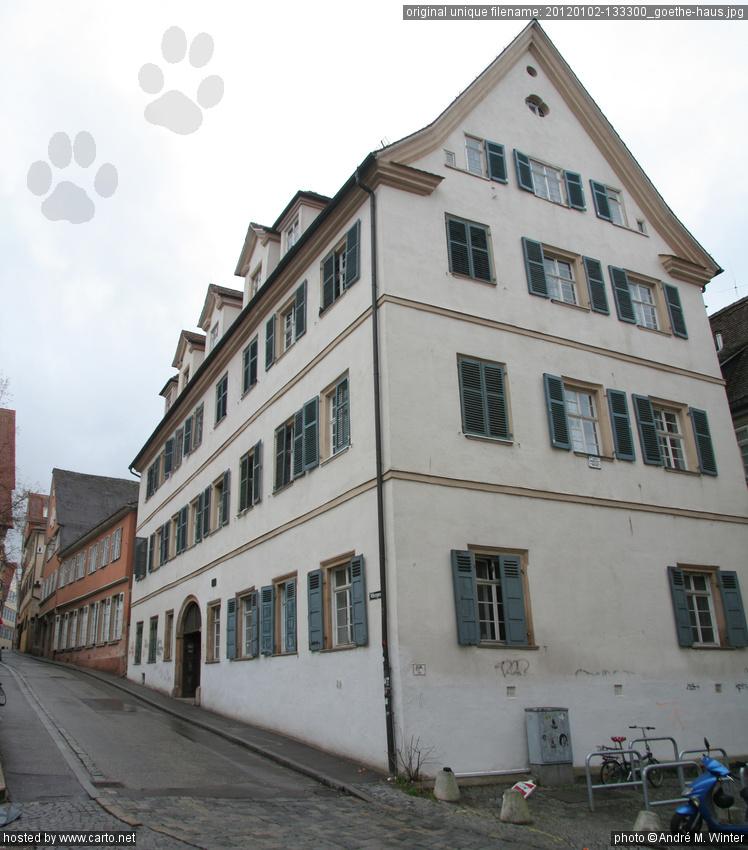 Goethe Haus Wanderung von Hirschau über den Spitzberg