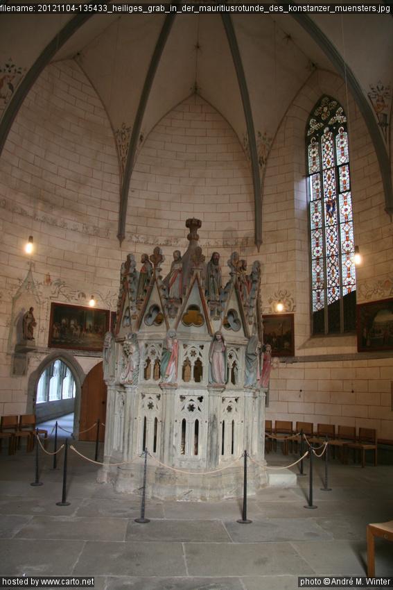 Heiliges Grab Baden Baden