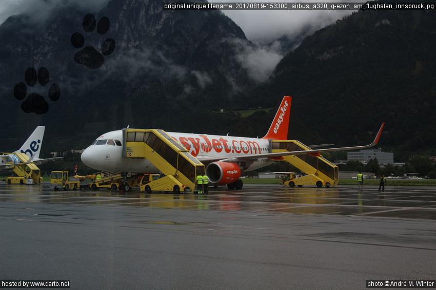 Innsbruck Flug