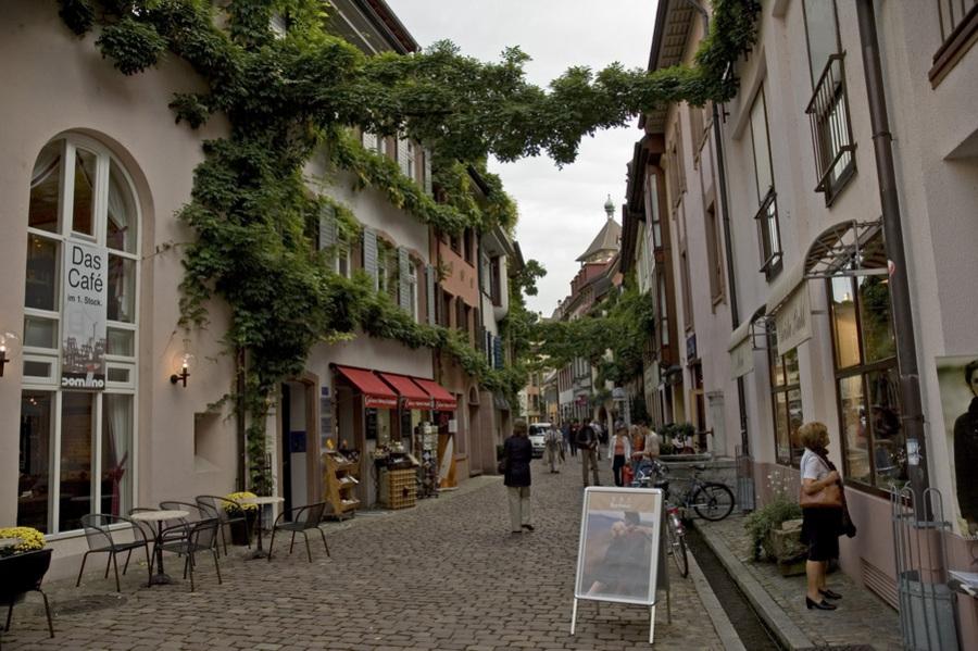 Singel i Freiburg